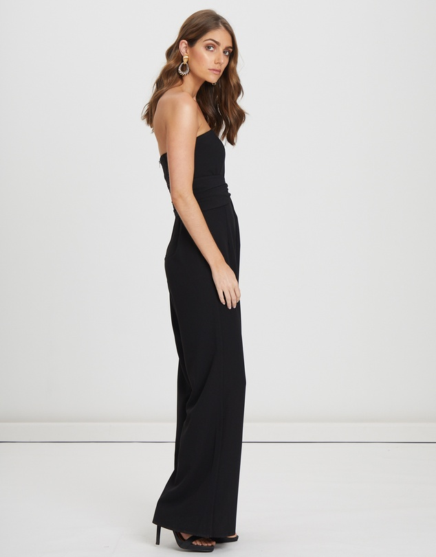 CHANCERY - Bron Tie Up Jumpsuit