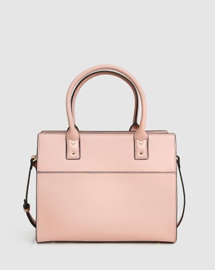 Belle & Bloom Someone Like You Satchel - Satchels (Pink)