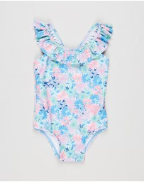Cotton On Baby - Kip & Co. Liana Frill Swimsuit - Babies