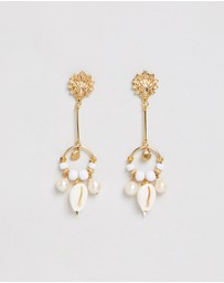 Nikki Witt - Cassandra Earrings