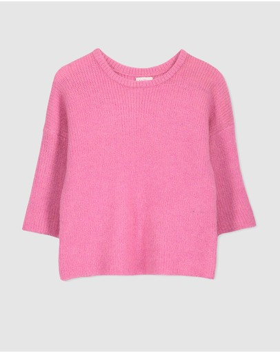 Milky - 3/4 Sleeve Jumper - Kids