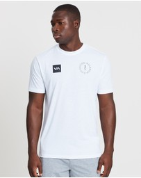 RVCA Sport - Pin Around SS Tee