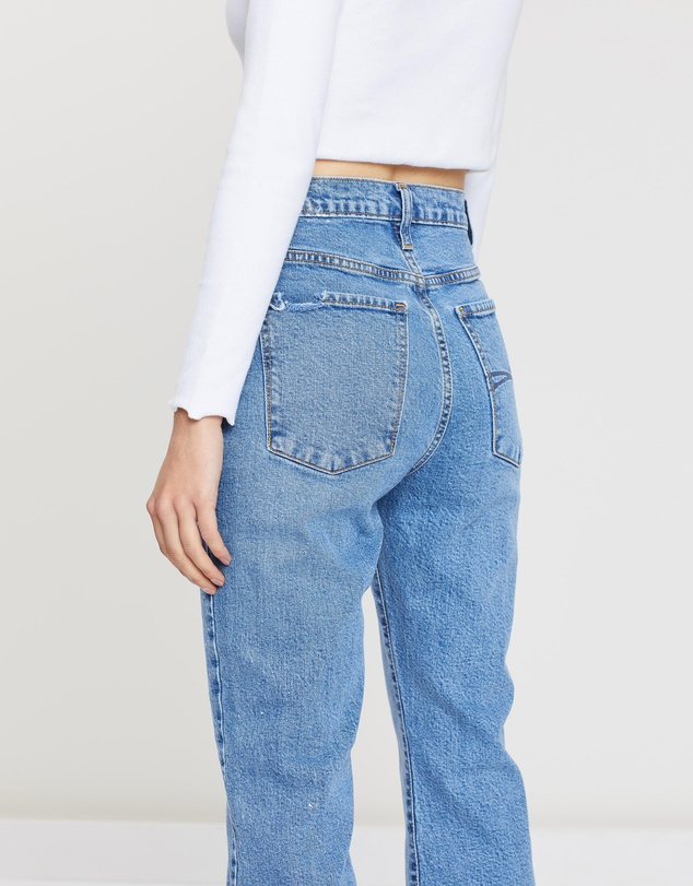 Nobody Denim - Belle Flare Jeans