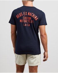 Deus Ex Machina - Buffalo Tee