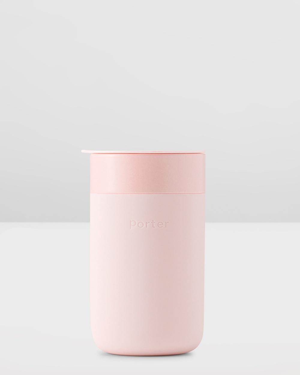 Porter Ceramic Mug 480ml Home Pink