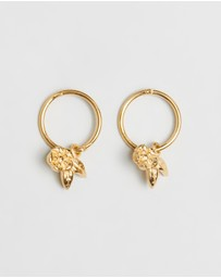Meadowlark - Alba Endless Hoop Earrings