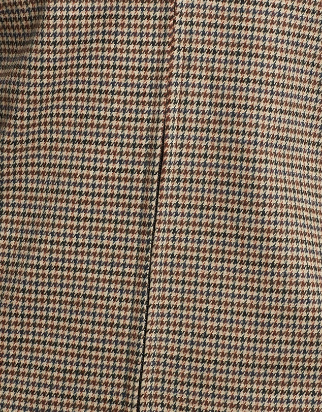 Women Checkered Jacket