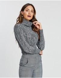 SABA - Ruby Rib Knit Top