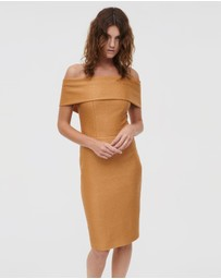 Manning Cartell - Golden Ticket Off The Shoulder Dress