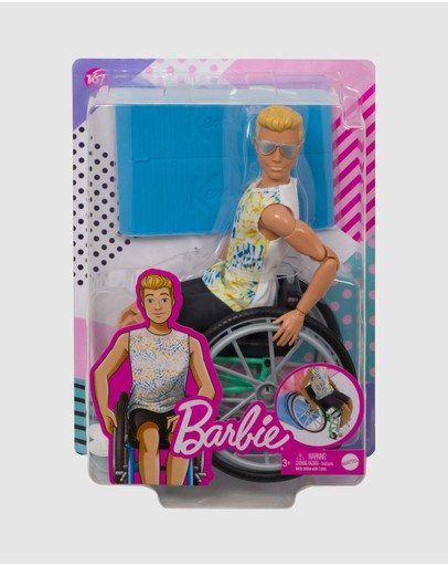 Barbie - Ken Wheelchair