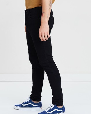 Ziggy Denim Whatever Jeans - Tapered (Black)