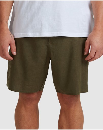 Billabong - Surftrek Hemp Lowtide Boardshorts