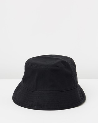 adidas Originals Trefoil Adicolour Bucket Hat - Hats (Black)