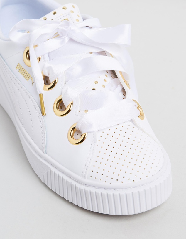 Puma - Platform Kiss Athletic Lux - Women's