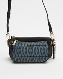 Guess - Arie Double Pouch Cross-Body Bag