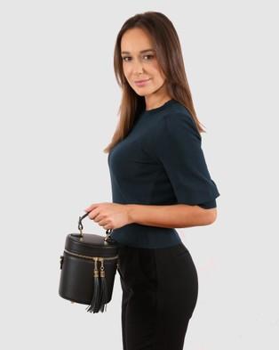 Florence Viola - Bags (Black)