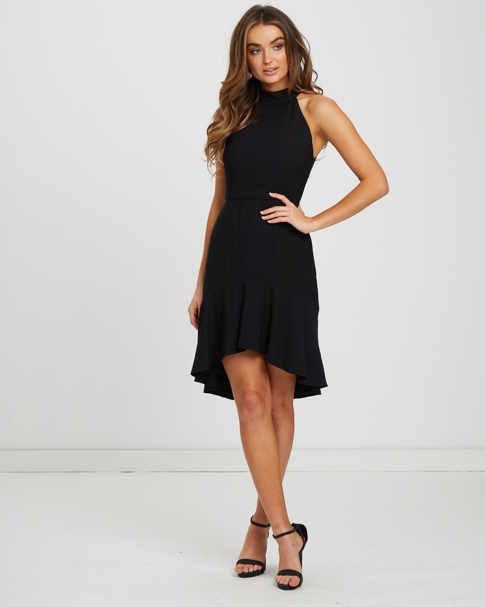 Photo of Tussah Black Lina Cocktail Dress - beautiful dress from Tussah online
