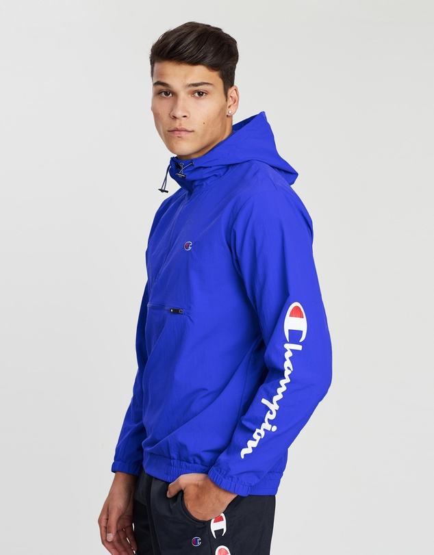 Champion - Performance Quarter-Zip Jacket