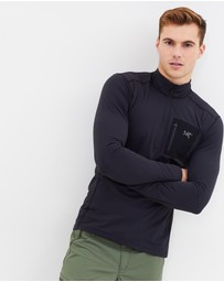 Arcteryx - RHO LT Zip Neck Baselayer