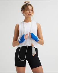 Cotton On Body Active - All Things Fabulous Cropped Muscle Tank