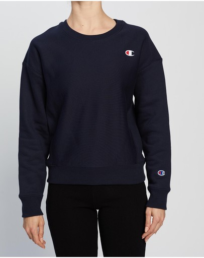 Champion - Reverse Weave Small C Crew