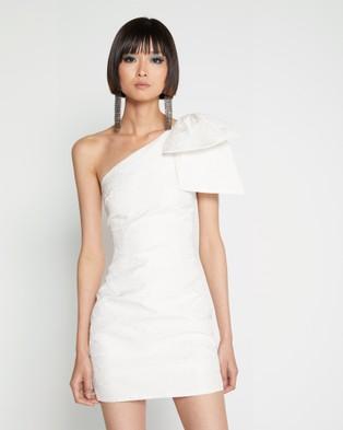 WNTRMSE Henna Dress - Bridesmaid Dresses (White)