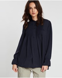 POL Clothing - Ember Blouse