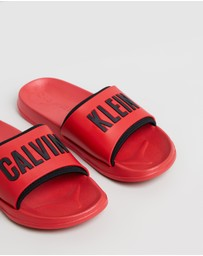 Calvin Klein - Intense Power 2.0 Slides - Unisex