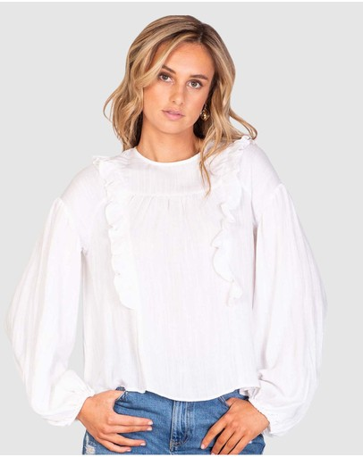 Three of Something - Sentiment Blouse