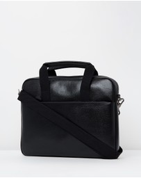 Ted Baker - Morcor Leather Document Bag