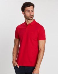 BOSS - Pima Cotton Piqué Regular Fit Polo Shirt