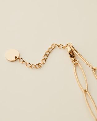 Reliquia Jewellery Keris Necklace - Jewellery (Gold)