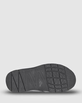 Ascent Prep 2 - School Shoes (Black)