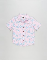 Cotton On Kids - Resort Short Sleeve Shirt - Kids-Teens