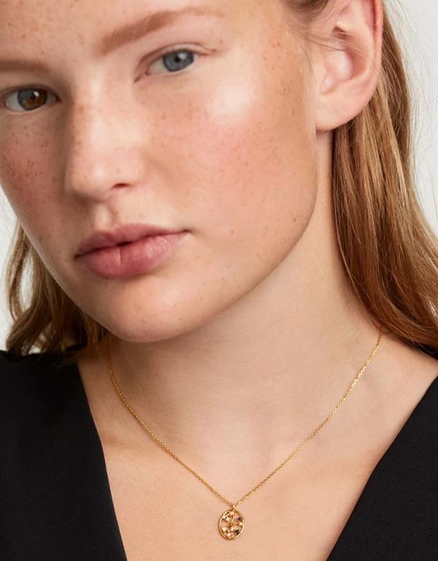 Women Sagittarius Necklace
