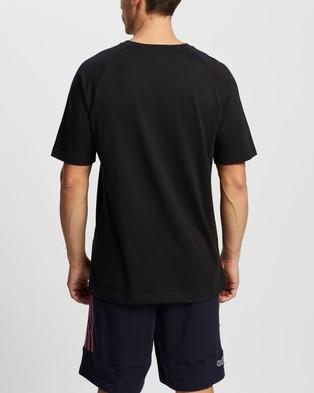 adidas Originals Tricolour Tee - T-Shirts & Singlets (Black)