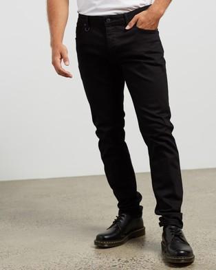 Neuw Lou Slim Jeans - Slim (Forever Black)