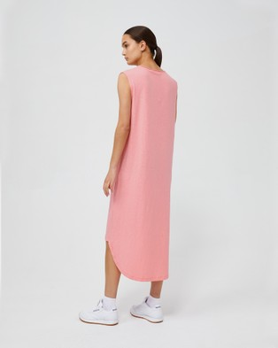 Jac & Mooki Gigi Dress - Dresses (flamingo)