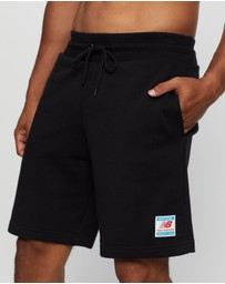 New Balance - Essentials Fleece Shorts
