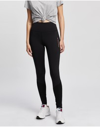 Tommy Hilfiger - High-Waist Leggings
