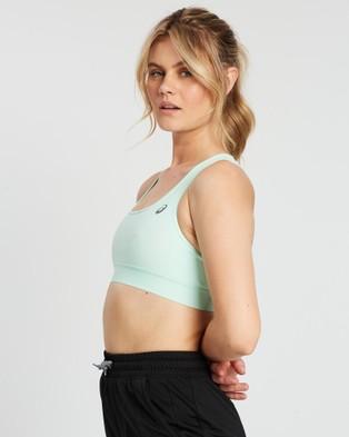 ASICS Bra   Women's - Sports Bras (Mint Tint)