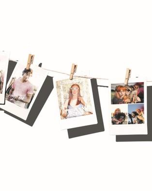 Fujifilm Instax Mini Film 20 Pack - Tech Accessories (White)