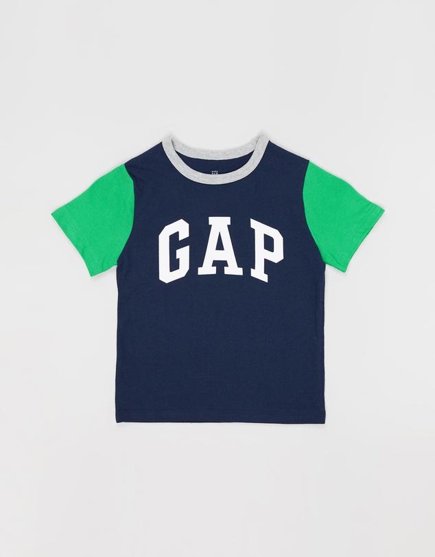70792c1db Colour-Block Logo T-Shirt - Babies-Kids