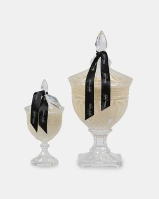 Elouera Sydney Black Raspberry and Vanilla Elite Candle - Candles (White)