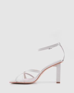 Sol Sana Maya Heels - Sandals (Off White)