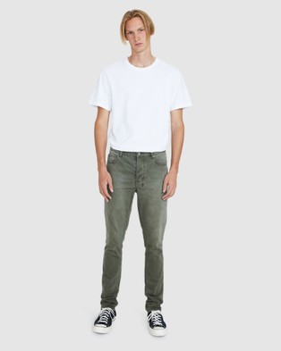 Ksubi Chitch Denim Jeans - Jeans (GREEN)