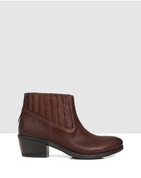 S by Sempre Di - Ivetta Ankle Boots