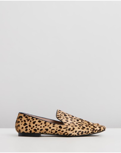Atmos&Here - Ingrid Leather Loafers