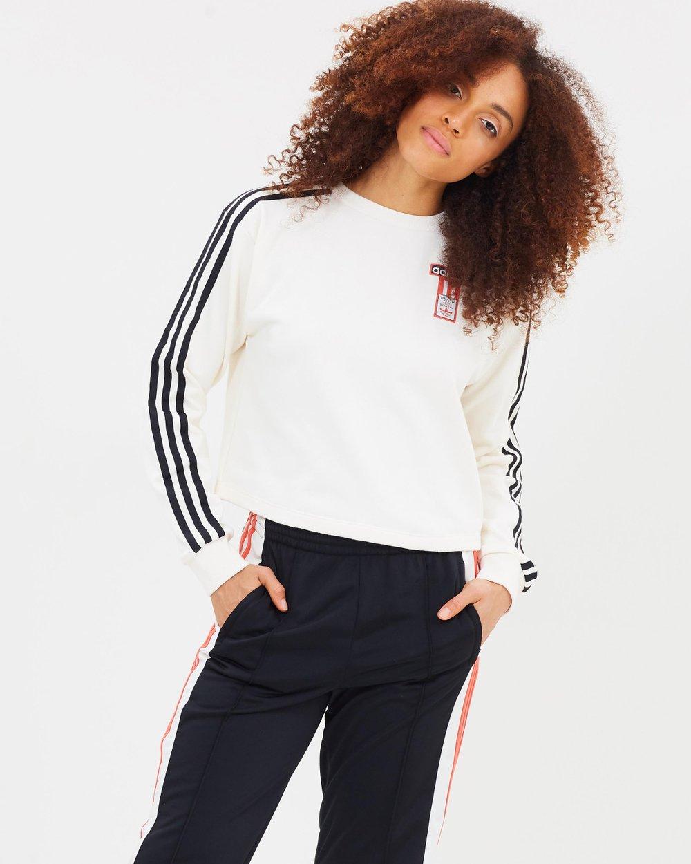 4a8ea3baabbd Adibreak Sweatshirt by adidas Originals Online