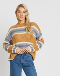 Rip Curl - Cosy Outdoors Crew Sweater